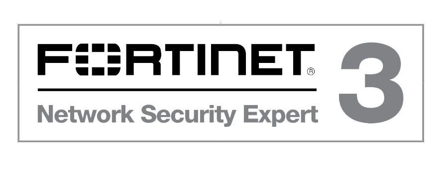FORTINET CERTIFICAZIONE 3
