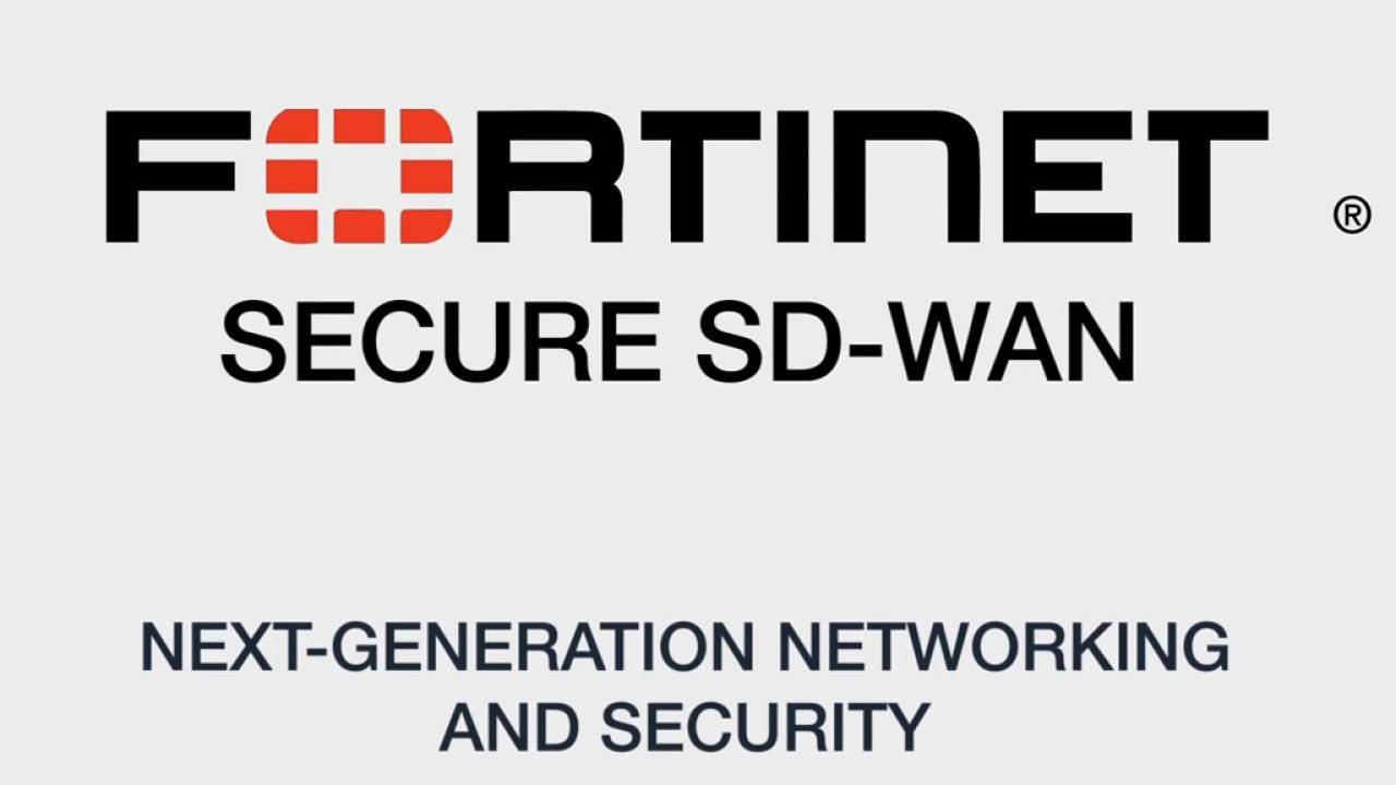 FORTINET_SECURE_SD_WAN